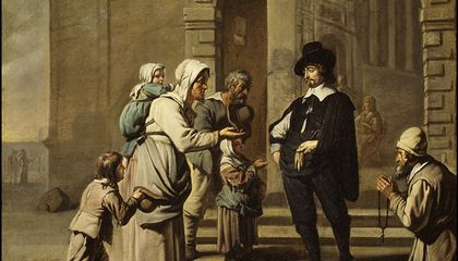 The Myth of Professional Beggars Spawned Today's Enduring Stereotypes