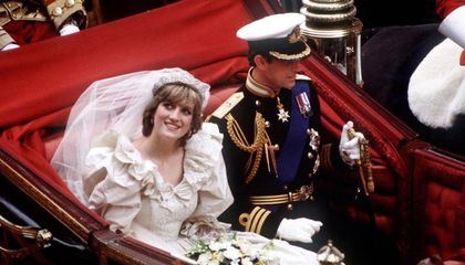 14 Fun Facts About Princess Diana's Wedding