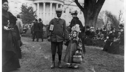 The Curious History of the White House Easter Egg Roll