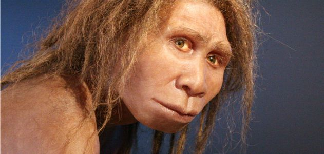 An artist's reconstruction of Homo georgicus