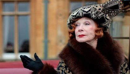 Are You Ready for Shirley MacLaine's Entrance on Downton Abbey?