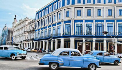 cub shades of blue in the bustling streets of havana galli levy.jpg  1072x500 q85 crop subject location hotel telegrafo upscale