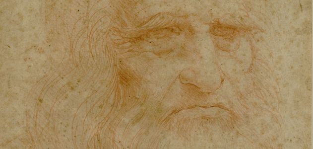 A rare da Vinci codex on birdflight goes on display at the National Air and Space Museum