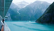 Alaska's Glaciers and the Inside Passage description
