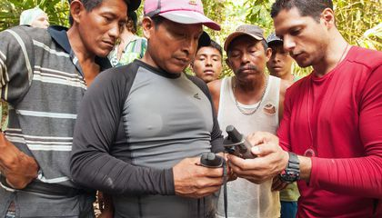 How Scientists Can Team Up With Indigenous Groups To Protect Forests and Climate