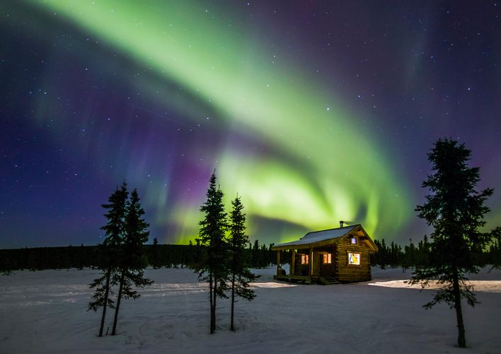 Caption: Best Places to See the Northern Lights
