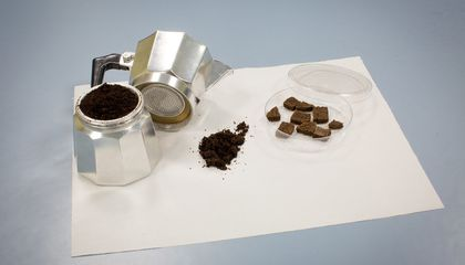 How to Clean Water With Old Coffee Grounds