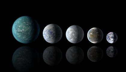 Has This Week Been Too Much? Scientists Discover Potentially Habitable Exoplanet