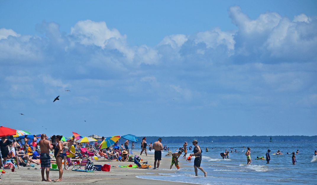 America's Cleanest—And Most Polluted—Beaches | Travel | Smithsonian