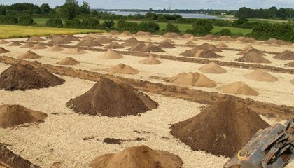 Viking's Most Powerful City Unearthed in Northern Germany