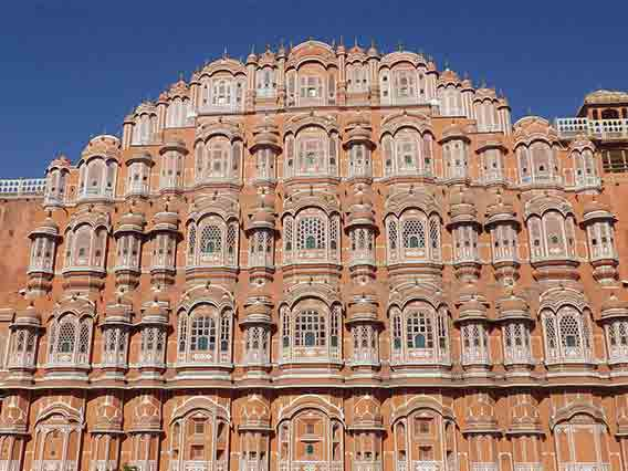 Hawa Mahal - Palace of Winds (Photo by Andrew Smith)