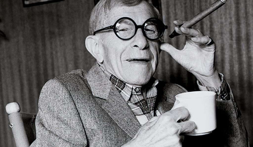 George Burns.