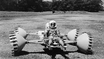 Forget the Race to the Moon. These Rovers Will Race on the Moon.