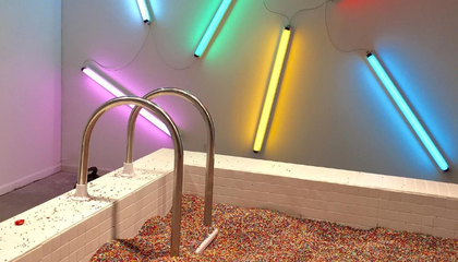 Dive into a Pool of Sprinkles at the Museum of Ice Cream in New York