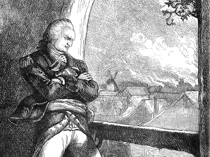The Story Behind Most Famous Betrayal In US History Shows Complicated Politics Of Nations Earliest Days