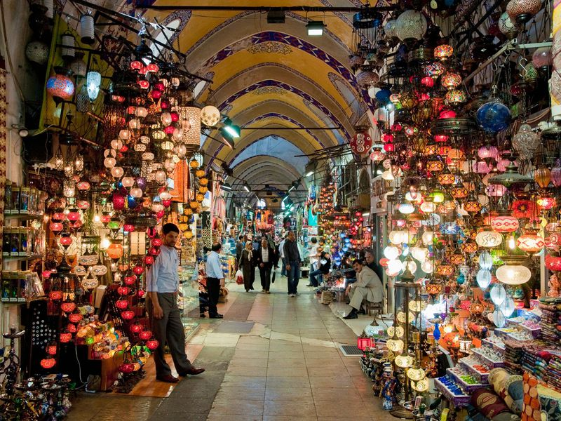 Istanbul's Grand Bazaar Is Getting a Makeover | Smart News ...