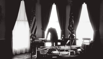 Oval Office, Washington, DC, January 1961