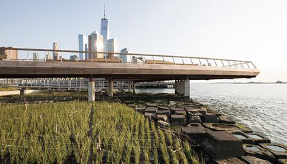 How New York City Is Reclaiming Its Piers