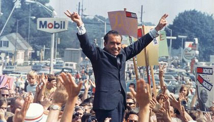 Notes Indicate Nixon Interfered With 1968 Peace Talks