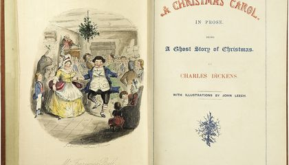 "Why Charles Dickens Wrote ""A Christmas Carol"""