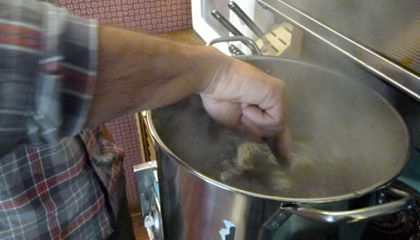 Brewing Beer is More Fun With Company