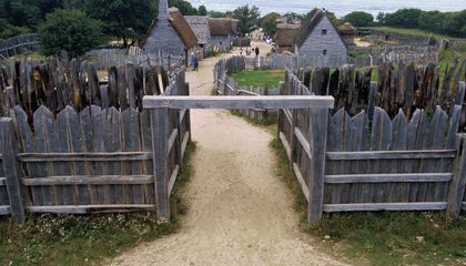 Archaeologists Are Trying To Figure Out Exactly Where Plymouth Was