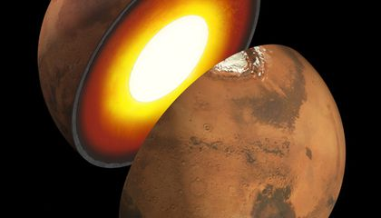 Next Up for Mars: InSight to See Inside the Red Planet