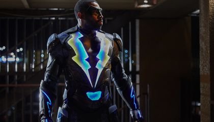 The TV Show 'Black Lightning' Gives the Superhero World a Jolt of Social Justice
