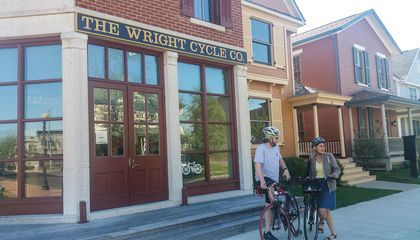 A Bike Ride Through Wright Brothers Territory