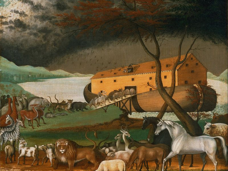 Could Noah's Ark Float? In Theory, Yes | Science | Smithsonian