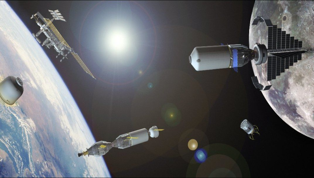 Student Aspirations, Public Excitement and the Purpose of a Space Program