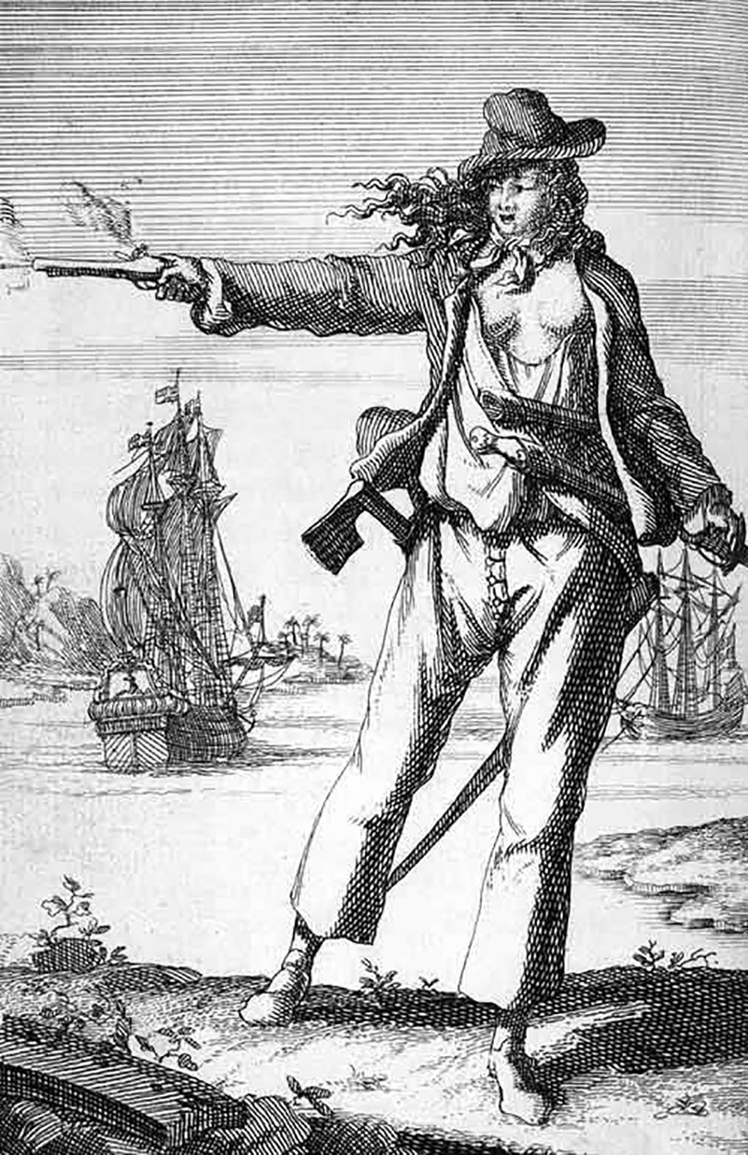 The Swashbuckling History Of Women Pirates History Smithsonian