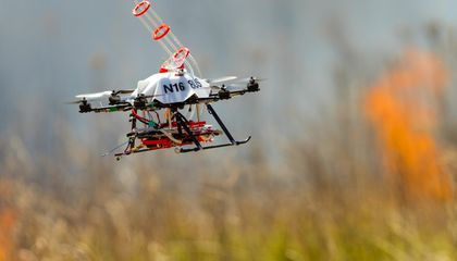 10 New Ways to Use Drones