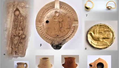 Excavation Hints at Opulent Lifestyle Enjoyed by Inhabitants of Ancient Greek City