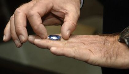 A New Diamond Unveiled at Natural History Museum