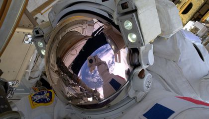 Image: Take a virtual trip to the International Space Station
