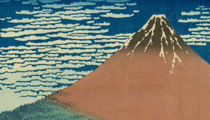 Celebrate the Cherry Blossoms With Hokusai, the Old Man Mad About Art
