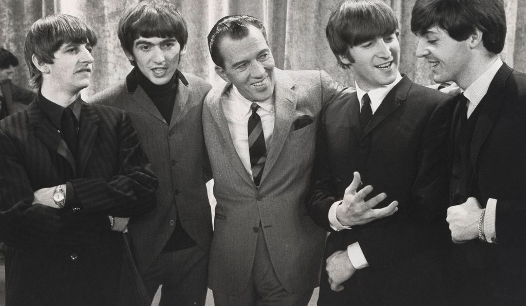 Following the Beatles' appearance on the