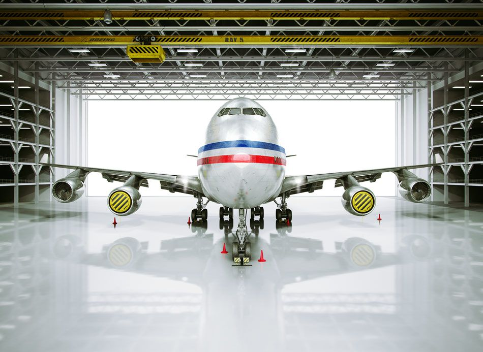 How the 747 got its hump how things work air space for Ek design ag