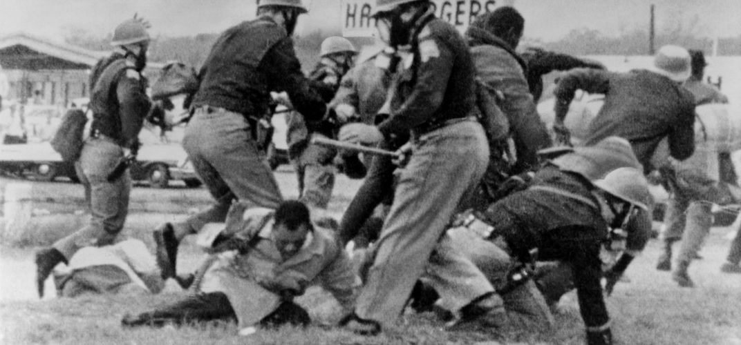 Caption: The Long, Painful History of Police Brutality