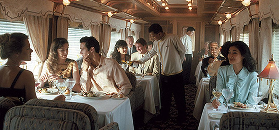 E&O Dining Car