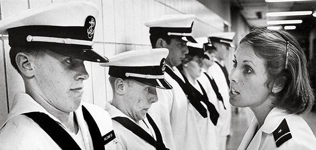 Up in Arms Over a Co-Ed Plebe Summer | History | Smithsonian