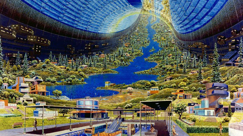 We thought we'd be living in space (or under giant domes) by now