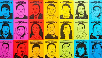 Protest and Remembrance: Chicanx Artists Confront Police Brutality