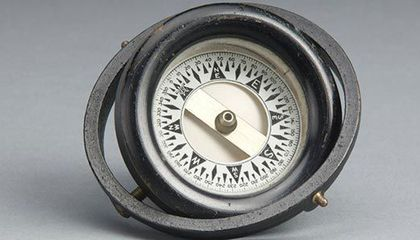 World War II compass
