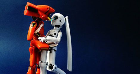How long before robots show a full range of emotions?