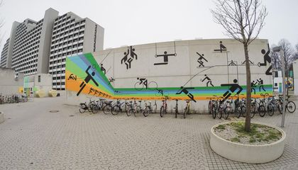This Graphic Artist's Olympic Pictograms Changed Urban Design Forever