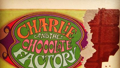 "A Lost Chapter From Roald Dahl's ""Charlie and the Chocolate Factory"" Was Just Released"