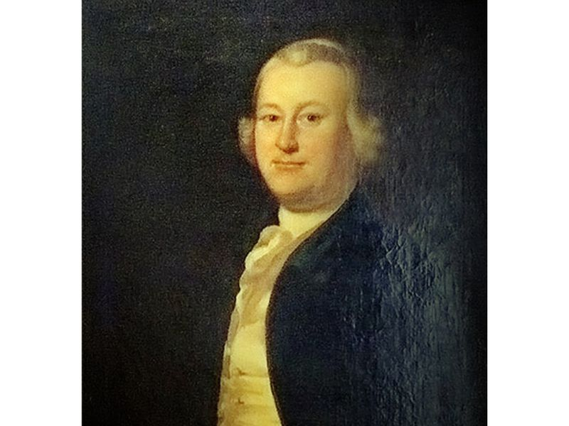 Portrait of James Otis (1725-1783)