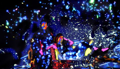 See Dozens of Dazzling New Light Installations in Baltimore This Week